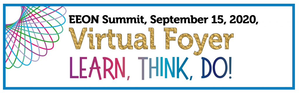 EEON 2020 Summit virtual Foyer banner